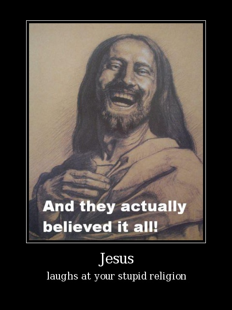Funny Anti Christian Pictures